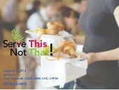 Serve This, Not That! — MPI WEC