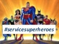 Service Super Heroes