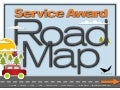 The Service Anniversary Awards Roadmap