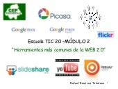 Sesión 4 - Youtube, Slideshare, Iss...