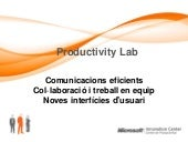 Sessio Innova Productivity Lab