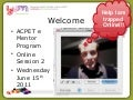 ACPET online session2