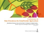 Smallholder Farming in Asia and the...