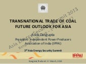 TRANSNATIONAL TRADE OF COALFUTURE ...