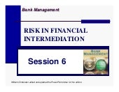 Session6 Risk In Fin Inter