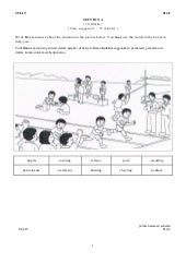 Set 1 kertas 2(English UPSR)