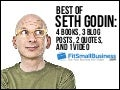 Best of Seth Godin: 4 Books, 3 Blog Posts, 2 Quotes, and 1 Video