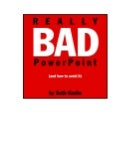 Seth Godin - BAD PowerPoint