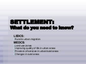 Settlement Yr 11 Revision Class For...