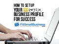 How To Setup Your Manta Business Profile Page