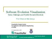 Software Evolution Visualization
