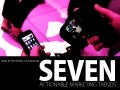 Seven Actionable Marketing Trends