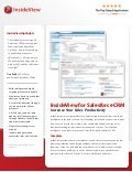 Salesforce.com Sales Productivity Datasheet