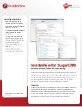 SugarCRM Sales Intelligence - InsideView