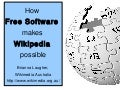 How Free Software makes Wikipedia possible
