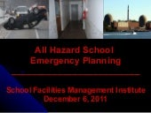 School Emergency Preparedness
