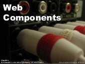 Preview of High performance web components