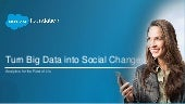 Salesforce for Nonprofits: Turn Big Data into Social Change