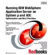 Redbook: Running IBM WebSphere Appl...