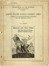 School Garden Manual for the West