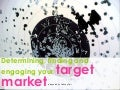 Shad valley   target markets