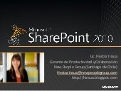 Share Point 2010 En Espanol.