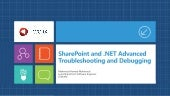 SharePoint and .NET Advanced Troubl...
