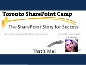 Achieving SharePoint Success