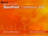 Share Point Governance: 10 Steps to...