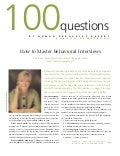 Sharon100questions