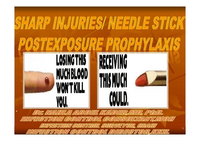 sharpinjuriesandneedlestickpostexposureprophylaxiscompatibilitymode ...