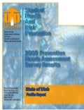 Student Health and Risk Prevention Statewide Report 2009