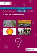 Shell Eco-marathon: People's Insights Vol. 2 Issue 10