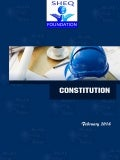 SHEQ Foundation Constitution
