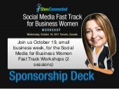 Social Media for Business Women: Sh...