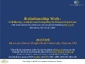 Relationship Web: Trailblazing, Analytics and Computing for Human Experience