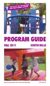 JCC Pittsburgh Fall 2011 Program Gu...
