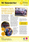 Shine Northern Ireland newsletter - Summer 2014