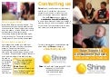 Shine support and development workers - leaflet