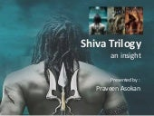 Shiva Trilogy - a Review
