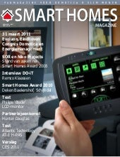 Smart Homes Magazine - Januari 2011