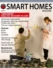 Smart Homes Magazine - Mei 2013