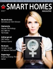 Smart Homes Magazine - September 2013