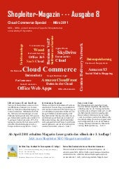 Shopleiter Magazin Nr. 8 - Cloud Co...