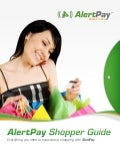 AlertPay Shoppers Guide