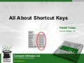 All About Short Keys