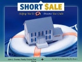 Short Sale Listing Presentation