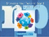 Showcase your personal brand in tod...