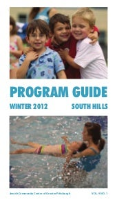 JCC Pittsburgh Winter 2012 Program ...