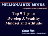 Top 9 Tips to Develop A Wealthy Min...